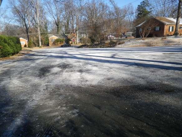 Salt on Lester Ct. in Fairfax County.JPG